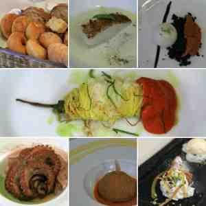Alcuni piatti