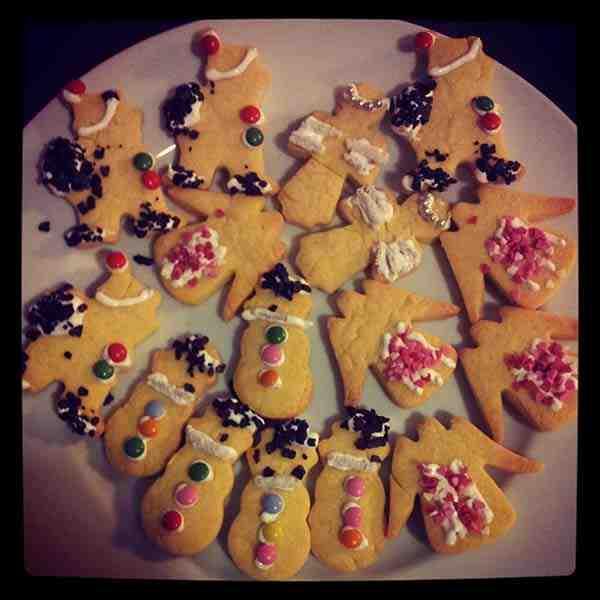 Biscotti Di Natale X Bambini.Ricetta Con Foto I Biscotti Per Bambini