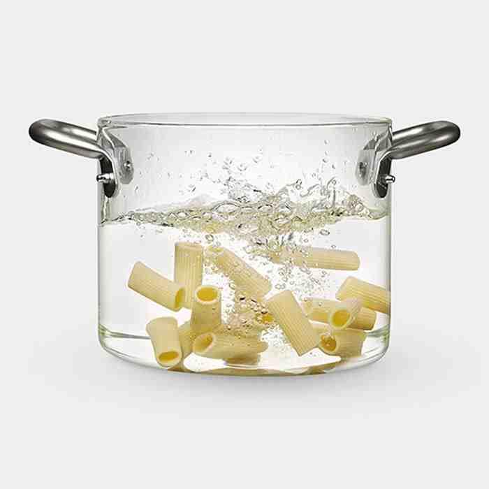 Glass Pot, la pentola di vetro che non volevo vendere