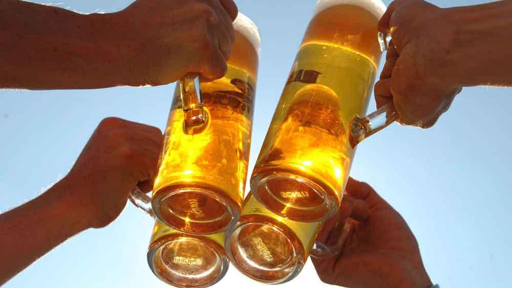 Cinque giorni di Franconia Bier Fest in Scurreria